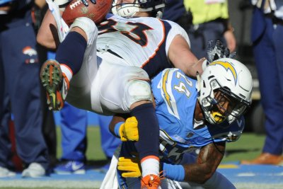 Chargers CB Williams exits practice with injury