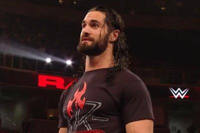 WWE Raw: Seth Rollins assaults Sami Zayn