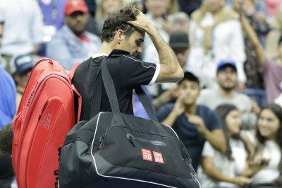 U.S. Open tennis: Grigor Dimitrov stuns Roger Federer in quarterfinals