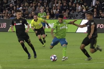 MLS Cup playoffs: Sounders upset LAFC, advance to final