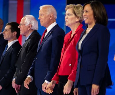 After meeting tougher standards, 10 Democrats set for 5th debate in Atlanta