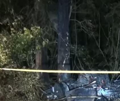 Fiery Tesla crash in Texas kills 2 men, no one in driver's seat, authorities say