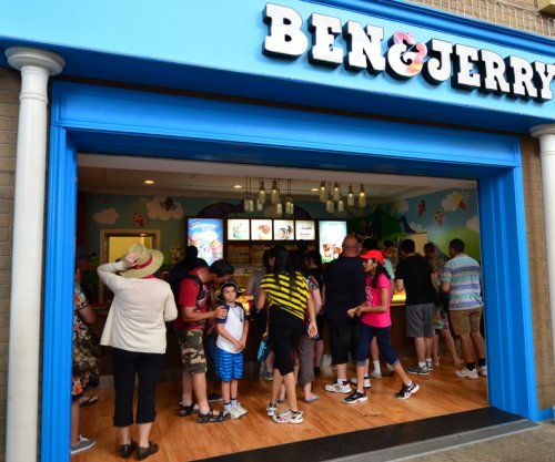 It's Free Cone Day at Ben & Jerry's, walk in and get a free scoop