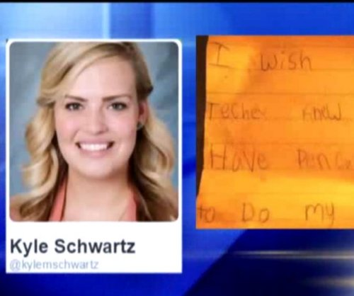 Denver teacher's 'I wish my teacher knew' assignment goes viral