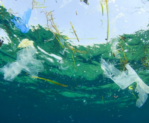 Australian researchers modeled distance marine debris travels