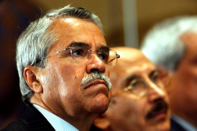 Ali al-Naimi, Saudi Arabia's longstanding oil minister, dismissed