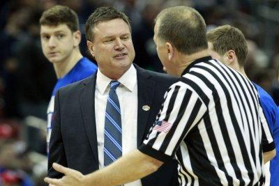 Azubuike may miss No. 1 Kansas' opener vs. Penn