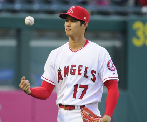 Ohtani gets fourth start as Angels take on Astros