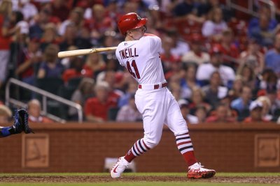 Cardinals' O'Neill carries HR streak into game vs. Royals