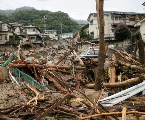 Death toll rises to 70 after mudslides in Japan