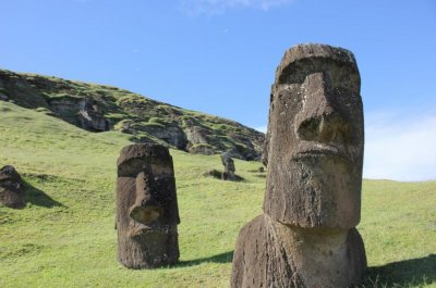 Easter Island defined by cooperation, not collapse, study suggests