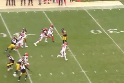 Steelers forget rules during safety punt vs. Browns