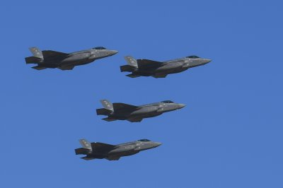 Lockheed nets $542M contract for F-35 equipment, spares