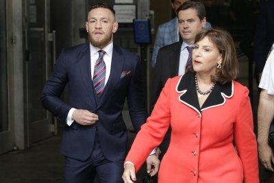 UFC fighter Conor McGregor facing civil lawsuit over cellphone incident