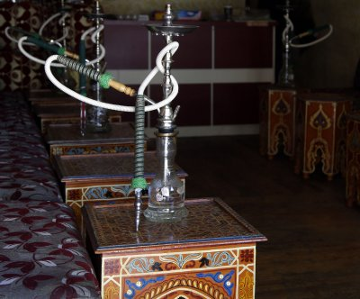 Hookah smoke may cause faster blood clotting, study with mice suggests