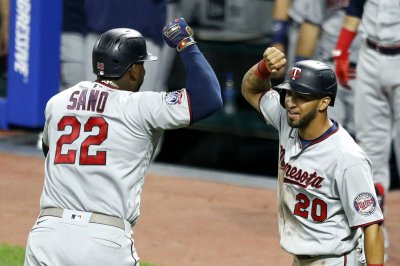 Twins' Sano, Cruz crush homers in win over Indians