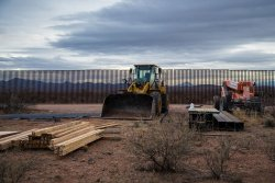 GAO says Biden's freezing of border wall funds not illegal