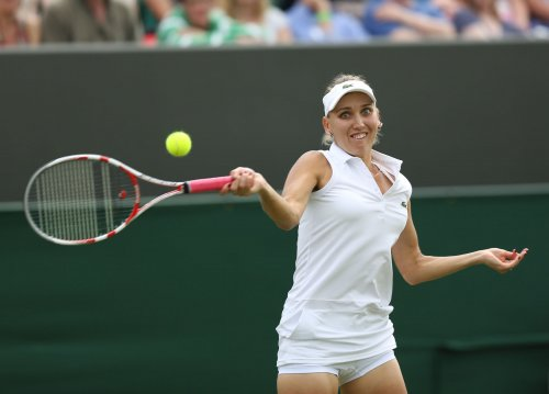 Vesnina jumps in WTA rankings