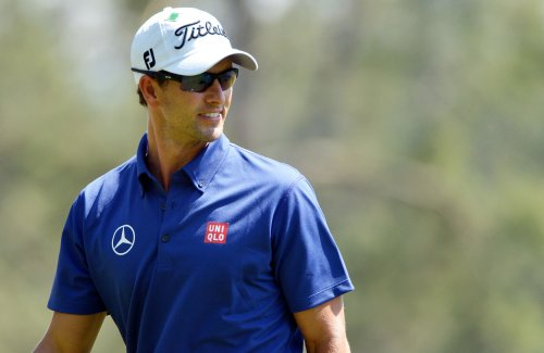 Marie Kojzar becomes Adam Scott's wife