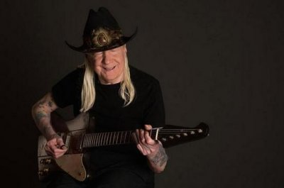 Blues legend Johnny Winter dead at age 70