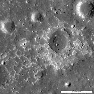Researchers: Volcanoes on the moon recently active