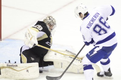 Pittsburgh Penguins beat Tampa Bay Lightning without Sidney Crosby