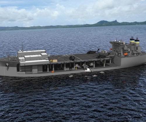 NASSCO begins construction of second Expeditionary Base Mobile ship