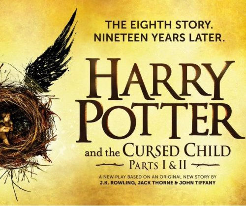 'Harry Potter and the Cursed Child' script to be released as a book