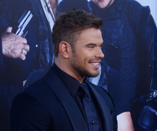 Kellan Lutz talks to director about new He-Man movie