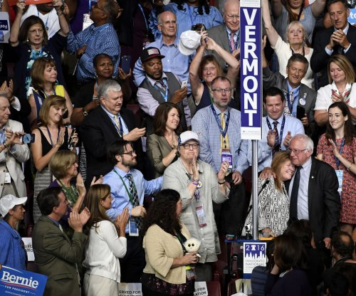Clinton, Sanders nominated for president as DNC roll call begins