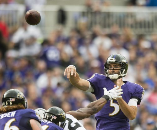 Baltimore Ravens QB Joe Flacco misses second practice ahead of New York Jets game