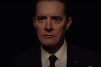 Kyle MacLachlan is back as FBI Special Agent Dale Cooper in 'Twin Peaks' teaser