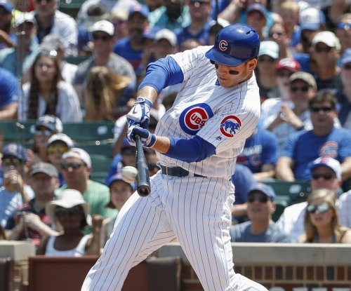 Chicago Cubs rally with six runs in ninth for 9-5 win over Pittsburgh Pirates