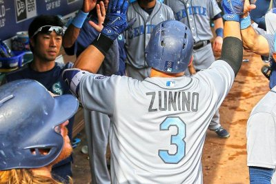 Mike Zunino's HRs power Seattle Mariners past Detroit Tigers