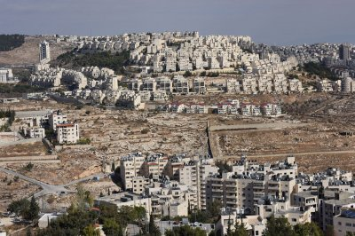 U.N. lists 112 companies with West Bank settlement ties