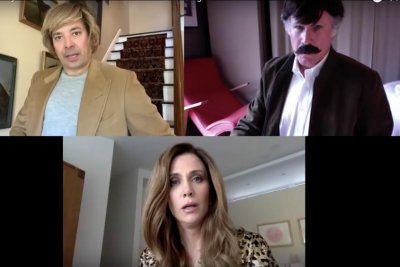 Jimmy Fallon, Kristen Wiig, Will Ferrell perform soap opera spoof on 'Tonight Show'