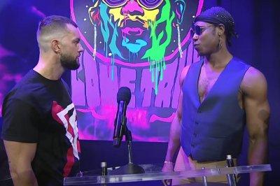 WWE NXT: Finn Balor confronts Velveteen Dream