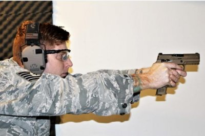 Air Force rolling out new Sig Sauer M18s to replace M9 pistols