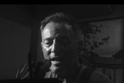 Bruce Springsteen shares nostalgic 'Ghosts' music video