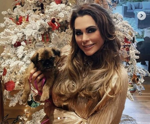 'Real Housewives' star D'Andra Simmons hospitalized with COVID-19