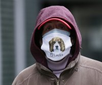 Study: Proper fit crucial for masks to work, even when wearing two