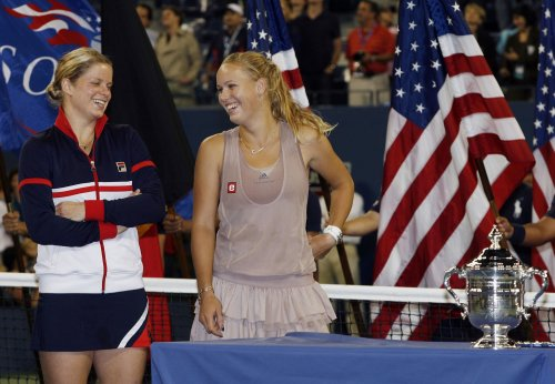 Wozniacki, Clijsters top U.S. Open seeds