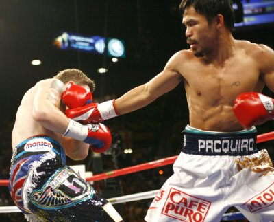 Pacquiao sues Mayweather for defamation