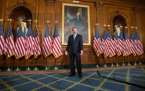 Boehner: 'I don't hold grudges'