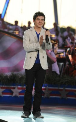 'American Idol' winner David Archuleta returns from 2-year Mormon mission