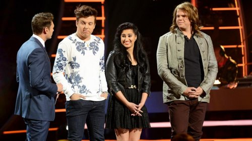 Alex Preston is eliminated in the 'American Idol' semifinals