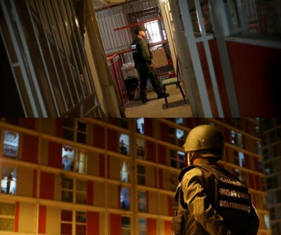 Venezuela arrests 212 suspected criminals, recovers stolen apartments