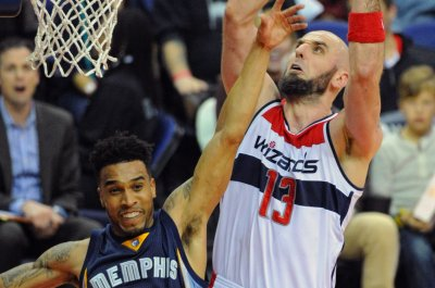 Washington Wizards get payback against Memphis Grizzlies