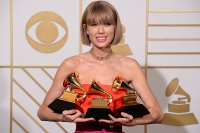 Taylor Swift, Mark Ronson, Kendrick Lamar, Ed Sheeran score top Grammys
