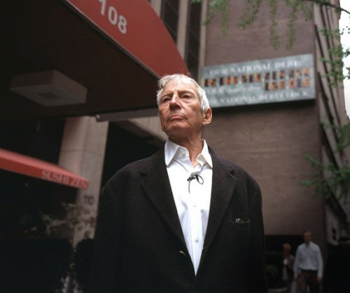 Robert Durst, of HBO's 'The Jinx,' gets seven years in prison